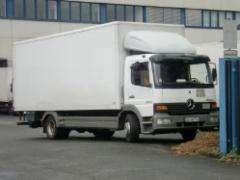 """Транспортная компания из Германии набирает водителей с категорией """"ВC"""""""