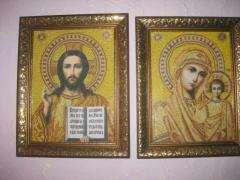 продам пару икон для венчания