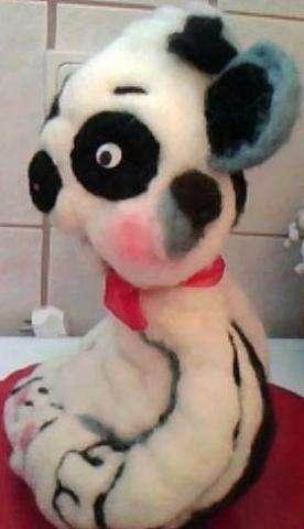"Pandabär ""Bo"" ca. 33 cm groß – 35,00 € - 4/4"