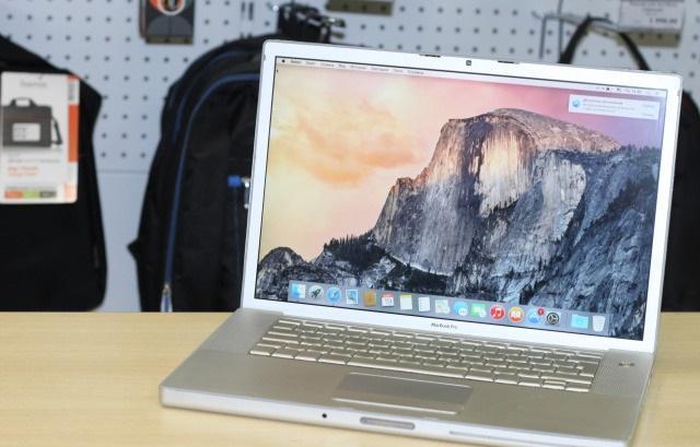 MacBook Pro 15 Intel Core/4Gb/500Gb - 1/1