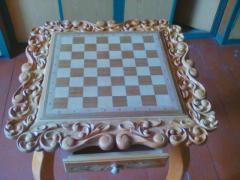 Стол шахматний