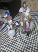 Фарфор статуэтки