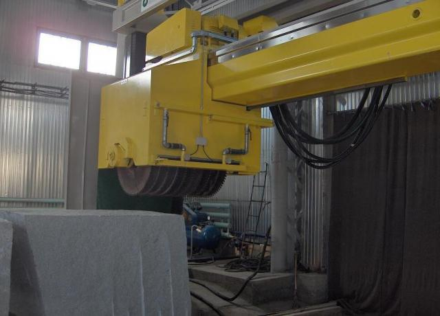 Used Stone processing equipment - 1/4