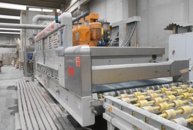 Used Stone processing equipment - 3/4